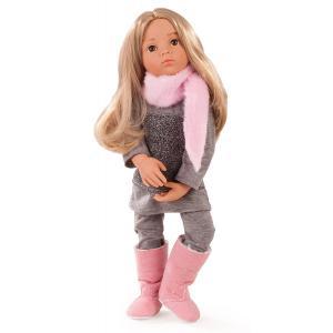 Gotz - 1466023 - Poupée 50 cm Emily, cheveux blonds, yeux bruns (218736)