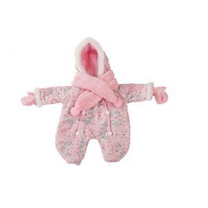 Gotz - 3402279 - Combinaison avec écharpe bébé 42-46cm (218750)