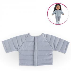 Corolle - 9000210280 - Vêtement pour poupées Ma Corolle doudoune grise - taille 36 CM (333656)