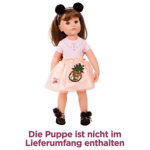 Gotz - 3402926 - Combinaison, dolce vita, 5 pièces pour poupées de 45-50cm (371858)