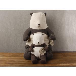 Maileg - 16-8970-01 - Peluche Panda, Medium, taille : H : 31 cm  (392072)