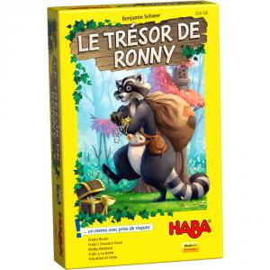 Haba - 304166 - Le trésor de Ronny (392898)