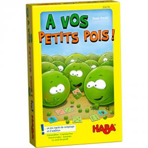 Haba - 304276 - A vos petits pois ! (392902)