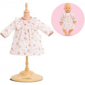 Corolle - 160040 - Vêtements Bébé 42 cm robe hiver enchante - Mon Grand Poupon  - age 2+ (398792)