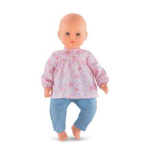 Corolle - 160020 - Bb42 blouse et pantalon - taille 42cm - âge : 2+ (398796)