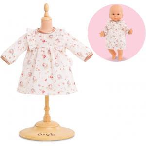Corolle - 140430 - Vêtements Bébé 36 cm robe hiver enchante - Mon Grand Poupon  - age 2+ (398810)