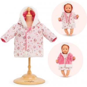 Corolle - 110290 - Bébé manteau hiver enchanté - taille 30 cm - âge : 18 mois (398934)