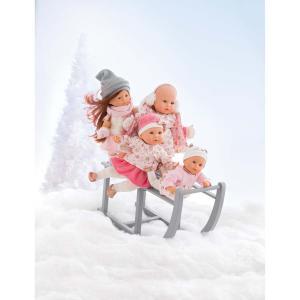 Corolle - 100220 - Bébé calin margot- hiver enchanté - taille 30 cm - âge : 18 mois (398994)