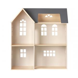 Maileg - 11-9003-00 - Maison miniature - Maison à poupées, taille : H : 80 cm - L : 72 cm - l : 40 cm (406452)