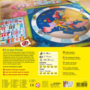 Haba - 304533 - Les pays d'Europe (407210)