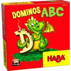 Haba - 304562 - Dominos ABC (407238)