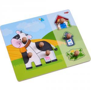 Haba - 304591 - Puzzle Vache Annabelle (407268)