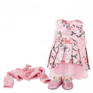 Gotz - 3403032 - Ensemble Brokatträume pour poupées de 45-50cm (408418)