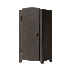 Maileg - 11-9000-00 - Armoire Vintage avec étagères miniature, Mini , taille : H : 22 cm - L : 10 cm  (414376)