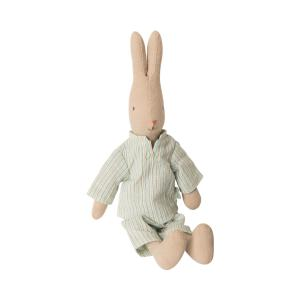 Maileg - 16-9122-00 - Rabbit size 1, Pyjamas - Taille : 25 cm (414662)