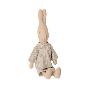 Maileg - 16-9222-00 - Rabbit size 2, Pyjamas - Taille : 28 cm (414674)