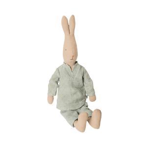 Maileg - 16-9323-00 - Rabbit size 3, Pyjamas  - Taille 44 cm - de 0 à 36 mois (414686)
