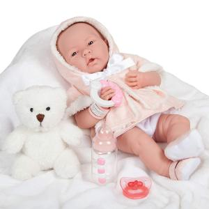 Berenguer - 18065 - Poupon La Newborn 38 cm Nouveau-né réaliste fille (415238)
