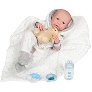 Berenguer - 18110 - Poupon La Newborn 43 cm Nouveau-né réaliste garçon (415240)