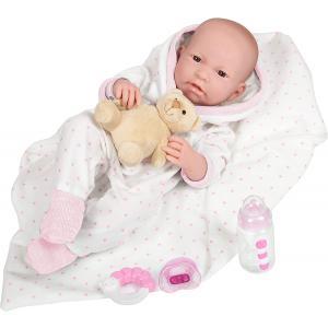 Berenguer - 18111 - Poupon Le Newborn 43 cm Nouveau-né réaliste fille (415242)