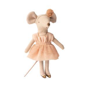 Maileg - 16-0602-00 - Dance mouse, Big sister - Giselle - Taille 13 cm - à partir de 36 mois (421612)