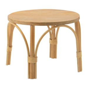 Maileg - 11-0007-01 - Table rattan, Medium  - Taille 16,5 cm - à partir de 36 mois (421622)