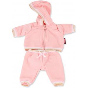 Gotz - 3403160 - Combinaison bébé tracksuit pour bébés de 42-46cm (426140)
