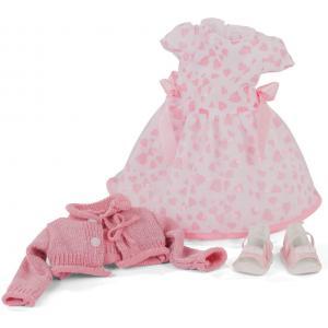 Gotz - 3403169 - Ensemble Pink Love pour poupées de 45-50cm (426152)