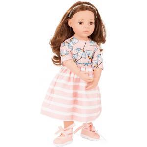Gotz - 2066066 - Poupée 50 cm Sophie, cheveux châtains, yeux bruns (426184)