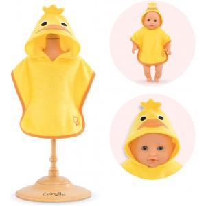 Corolle - 9000110330 - Vêtements pour bébé Corolle 30 cm -  cape de bain (430400)