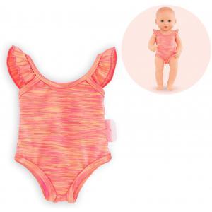 Corolle - 140560 - Vêtements poupon 36 cm maillot de bain - Mon Grand Poupon  - age 2+ (430448)