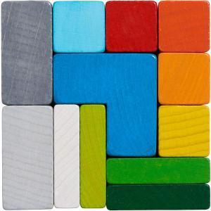 Haba - 305463 - Jeu d'assemblage en 3D Cubes Mix (430694)