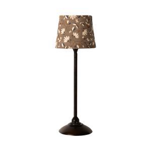 Maileg - 11-0116-01 - Lampe de sol miniature - anthracite, taille : H : 22 cm - L : 7 cm - l : 7 cm (455114)