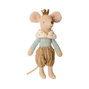 Maileg - 16-0737-00 - Prince mouse, Big brother - Hauteur : 13 cm (455344)