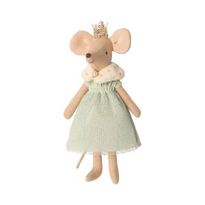 Maileg - 16-0742-00 - Reine souris, taille : H : 15 cm  (455352)