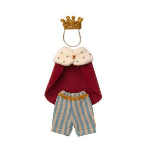 Maileg - 16-0743-02 - King clothes for mouse (455358)