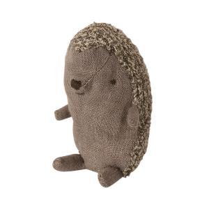 Maileg - 16-0930-00 - Bébé Hérisson dans sa feuille, taille : H : 11 cm  (455384)