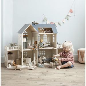 Maileg - BU042 - Maison de poupée et salle de bain - taille 80 cm (456334)