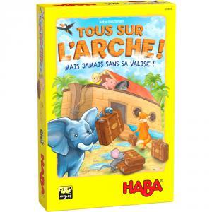 Haba - 305840 - Tous sur l'arche ! (456800)