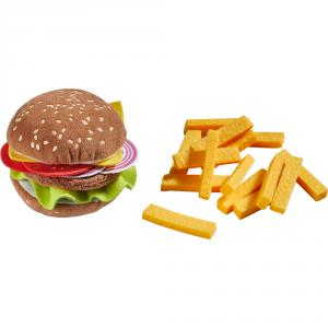 Haba - 305817 - Hamburger avec frites (456822)