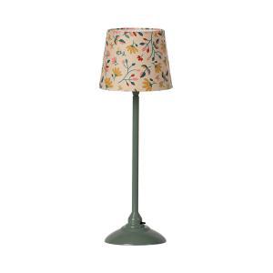 Maileg - 11-0116-02 - Lampe de sol miniature - menthe foncé, taille : H : 22 cm - L : 7 cm - l : 7 cm (460994)