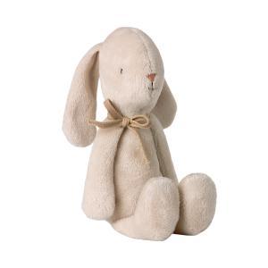 Maileg - 16-1991-01 - Peluche lapin blanc cassé - Petit, taille : H : 21 cm  (461086)