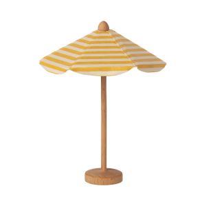 Maileg - 11-1410-00 - Parasol de plage, taille : H : 15 cm  (461102)