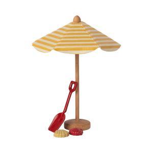 Maileg - 11-1410-00 - Parasol de plage - 15 cm (461102)