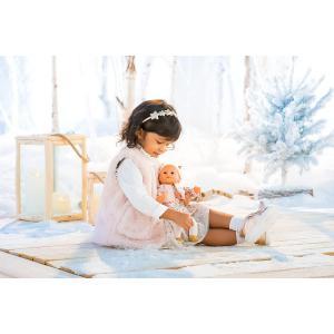Corolle - 9000100500 - Bébé calin marguerite hiver en fleurs - taille 30 CM (466436)