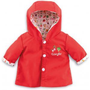 Corolle - 9000110550 - Vêtements pour bébé Corolle 30 cm -  imperméable la fête du potager (466456)