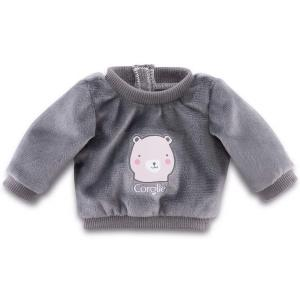 Corolle - 9000110530 - Vêtements pour bébé Corolle 30 cm -  sweat ourson (466460)