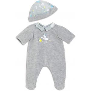Corolle - 9000140950 - Vêtements pour bébé Corolle 36 cm -  pyjama de naissance (466466)