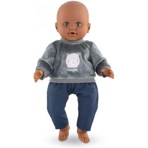 Corolle - 9000140990 - Vêtements pour bébé Corolle 36 cm -  sweat ourson (466476)