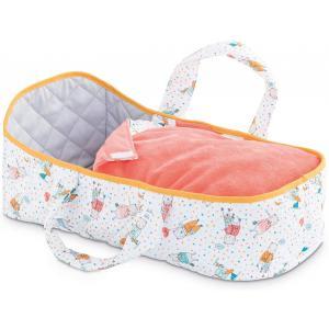 Corolle - 9000110580 - Accessoires pour bébés  30 couffin corail (466494)
